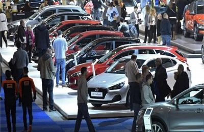 تأجيل معرض بروكسل للسيارات إلى عام 2022