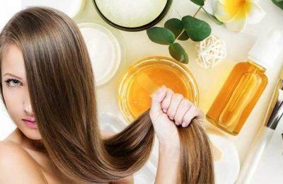 خلطة لتنعيم الشعر مكونة من العسل