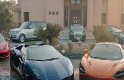 بـ 42.4 مليون جنيه.. تعرف على أسطول سيارات محمد رمضان.. بينهم أفخم SUV في العالم