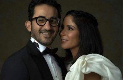 أحمد حلمي ومنى زكي يتلقّيان التهاني بمناسبة عيد ميلادهما