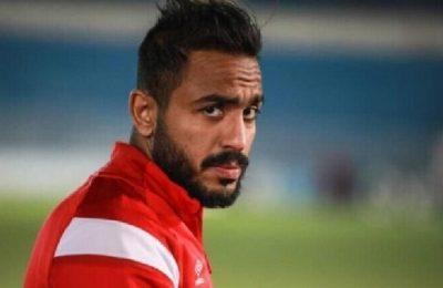 إصابة محمود كهربا لاعب الأهلي بفيروس كورونا قبل نهائي إفريقيا