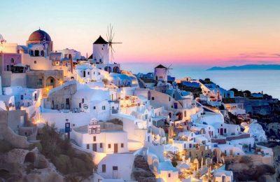 """تعرف على أجمل المدن السياحية فى اليونان أشهرهم""""سانتوريني"""".."""