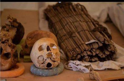 الديلي ميل البريطانية تسلط الضوء على الكشف الأثري الأخير في سقارة