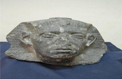 احتفالًا بعيد الشرطة.. رأس الملك سنوسرت الثالث قطعة الشهر بمتحف التحرير