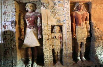 من سقارة إلى الإسكندرية.. اكتشافات أثرية هامة في 2021