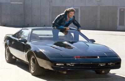 """بيع نسخة مقلدة من سيارة """"نايت رايدر"""" في مزاد عبر الإنترنت بـ4.7 مليون جنيه"""