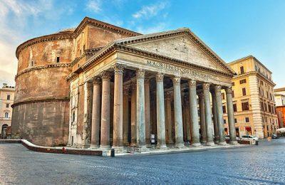 تعرف على معبد البانثيون «معبد الآلهة» أفضل المعابد الرومانية