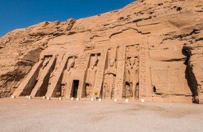 عن معبد أبو سمبل وزير السياحة: الأقرب إلى قلبي ويستحق العجيبة الثامنة