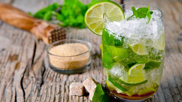 عصير موهيتو .. اليك الطريقة