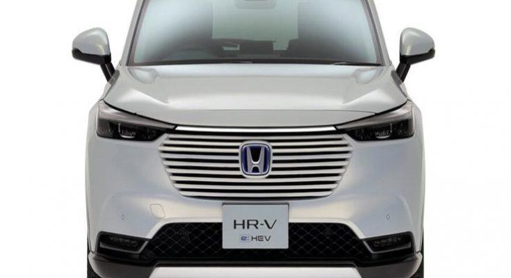 هوندا تكشف عن الجيل الثالث من HR-V الكروس أوفر قبل إطلاقها رسميًا