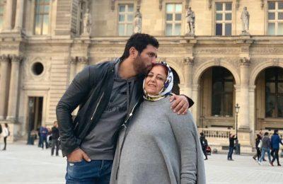 """حسن الرداد رفض مشاركة نيللي كريم بطولة """"ضد الكسر"""" بسبب حزنه على والدته"""