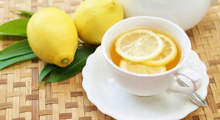 """فوائد الشاي بالليمون في التخلص من السموم """"عظيمة""""!"""
